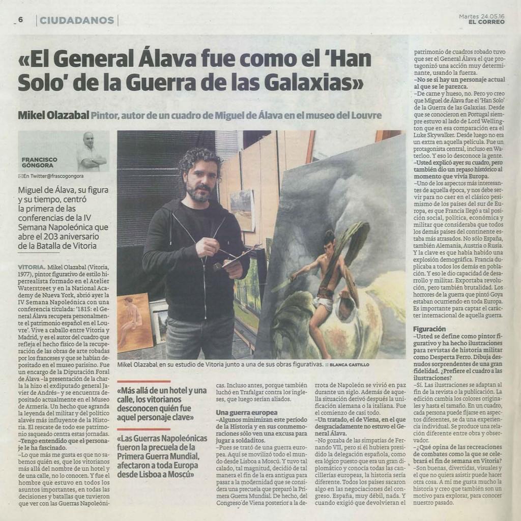 El Correo_24/05/16_Artículo
