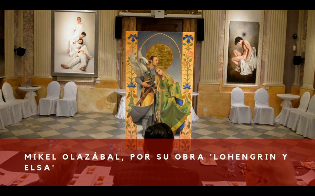Lohengrin Concurso Internacional. Un Primer Premio.